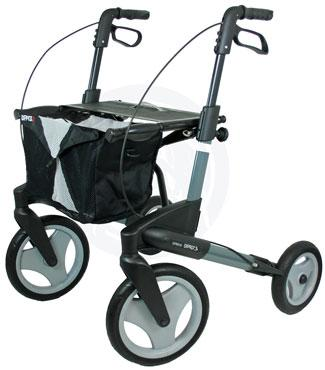Outdoor-Rollator Topro Olympos