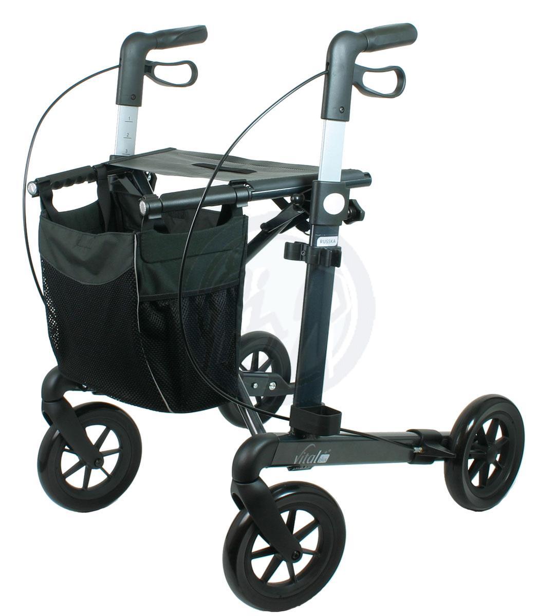 Rollatoren : Leichtgewicht Rollator Vital Plus