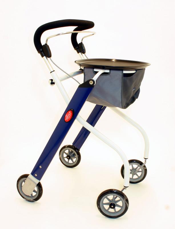 Indoor Rollator Lets Go Inkl Korb U Tablett Sanitaetshaus 24de