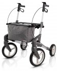 Outdoor Rollator Topro Olympos ATR silber