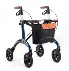 Carbon-Rollator S Midnight Blue