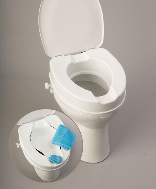Die 10 Schönsten Luxusküchen Hersteller Deutschlands: Toilettensitzerhöhung : Toilettensitzerhöhung 10 Cm Mit Deckel