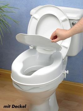 toilettensitzerh hung toilettensitzerh hung savanah 10 cm mit deckel. Black Bedroom Furniture Sets. Home Design Ideas