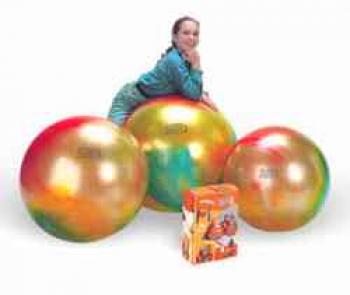 entspanntes sitzen gymnastikball arte. Black Bedroom Furniture Sets. Home Design Ideas