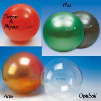 Gymnastikball Physioball Sportball inkl Pumpe Swissball bis 300kg